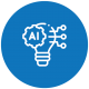 blue-AI Consulting and System Integration